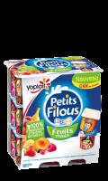 Yoplait Petits Filous fruits Mixés Panachés 18x50g