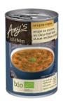 Soupe au Quinoa, Chou kale et lentilles corail bio et sans gluten