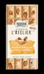 Chocolat Blond Caramel Amandes et Noisettes Nestlé Les Recettes de l'Atelier