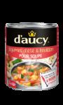 Légumes d'été & bouillon pour soupe