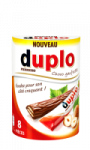 Barres chocolatées choco gaufrette Ferrero