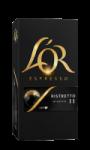 Espresso Ristretto en capsules L'Or