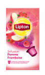 Lipton Infusion Pomme Framboise 10 capsules 25g