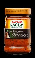 Aubergines alla Parmigiana Sacla