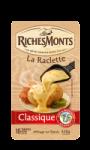 Raclette classique au lait de montagne RichesMonts