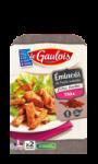 Émincés de poulet tikka Le Gaulois