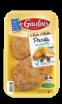 2 Panés de poulet le Gaulois