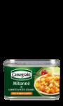 Mitonné de carottes et petits légumes, thym et oignons grelots Cassegrain