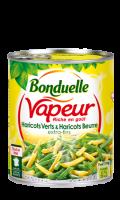 Haricots Verts & Haricots Beurre Extra-Fins Vapeur Bonduelle