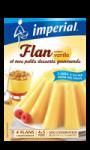 Impérial Flan vanille non sucré 4 X 17 G