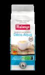 Café en grains déca aqua Malongo