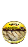 Petites Sardines aux deux Olives Parmentier