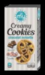 Creamy cookies chocolat noisette MY