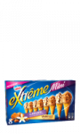Cônes Mini Vanille Caramel Nestlé Extrême