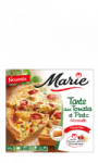 Tarte aux Tomates et Pesto Marie