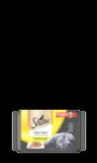 SHEBA Mini Filets Sachets fraîcheur 4 x 85g Sélection à la Volaille en Sauce