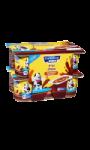 Desserts chocolat caramel Carrefour Kids
