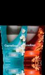 Bougies parfumées premium Carrefour