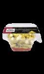 Mini Penne au Pesto-Mozzarella et Tartare de Tomates Pierre Martinet