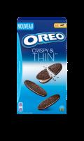 Biscuits Crispy & Thin Goût Vanille Oreo