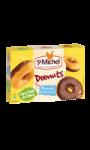 Doonuts nappés chocolat St Michel
