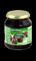Cerises dénoyautées Carrefour