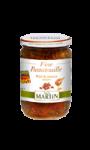 Ratatouille Miel & Raisins Jean Martin