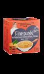 Fine purée de Patate douce, Pomme de terre, Poireaux, Boeuf, Persil Carrefour Baby