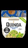Paul's Quinoa Salade-repas de Quinoa avec Pesto au Basilic 6x210g - Biologique & sans Glut
