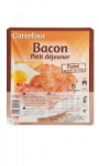 Bacon Fumé Carrefour