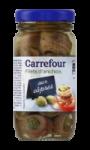 Filets d'Anchois aux Câpres Carrefour