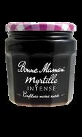 Confiture myrtille intense BONNE MAMAN - le pot de 335g