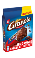 Granola Brownie Chocolat Intense Individuel