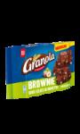 Granola Brownie Noisettes à partager