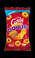 Donuts cacahuète caramélisée Curly