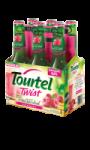 Bière sans slcool aromatisée framboise Tourtel Twist