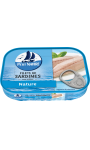 Filets de sardines nature