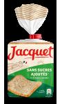 Grandes Tranches 11 céréales et graines Sans Sucres Ajoutés Jacquet