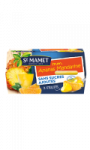 Coupelles Ananas Mandarine St Mamet