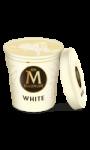 Glace Vanille Chocolat Blanc Magnum