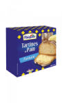 Tartines de Pain Rustique