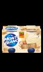 Crème Mont Blanc chocolat blanc noisette
