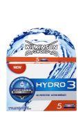 Lames de rasoir Hydro 3 Wilkinson Sword