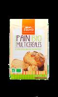 Préparation pour pain multicéréales bio avec levure Mon Fournil