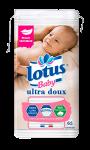 Coton carrés Sensitive Lotus Baby