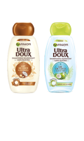 Garnier ultra doux shampooing coco & macadamia 250ml