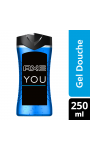 Axe YOU Gel Douche Homme Refreshed 250ml