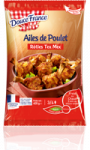 Ailes de poulet rôties Tex-Mex Douce France