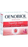 Complément alimentaire Topslim 3en1 framboise Oenobiol