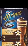 Extrême Chocolat Craquant - Cônes Chocolat & Vanille